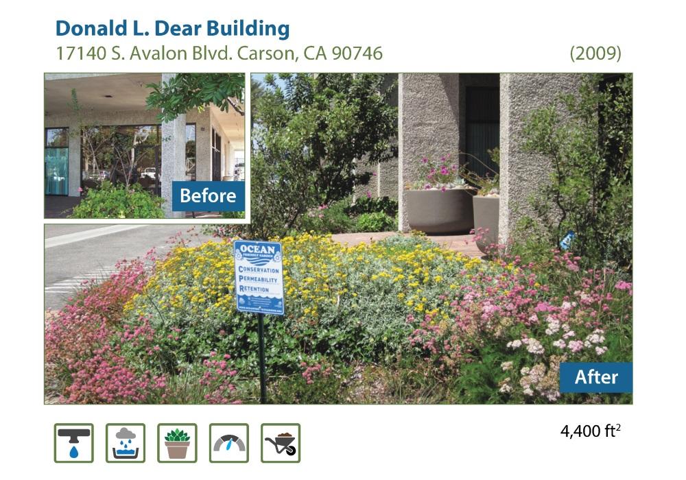 Donal L. dear building
