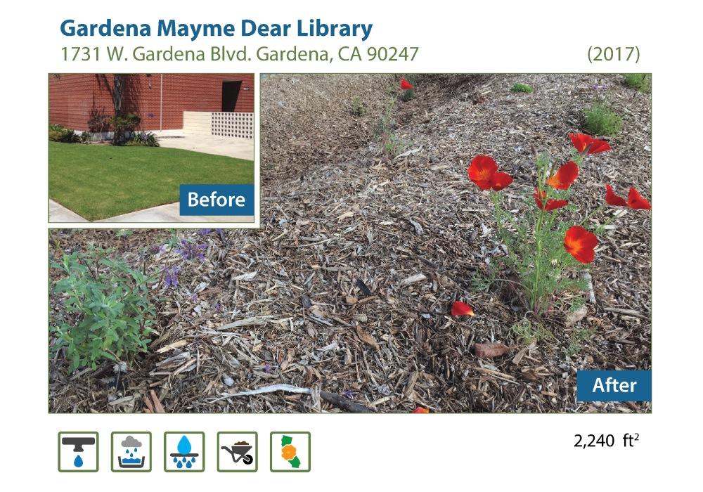 Gardena Mayme dear library