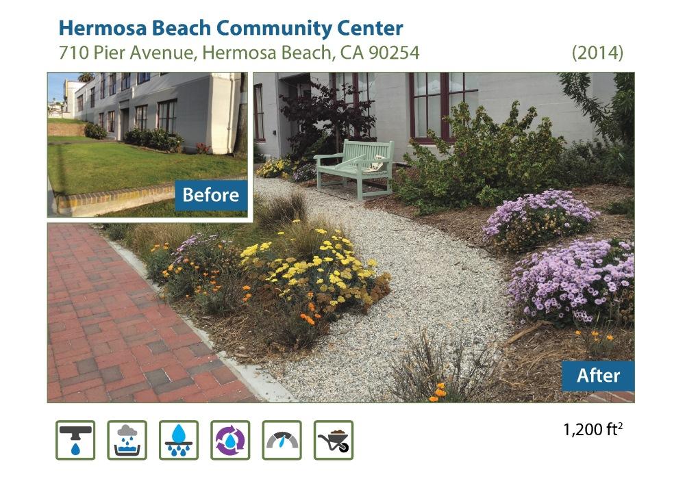 Hermosa beach community center