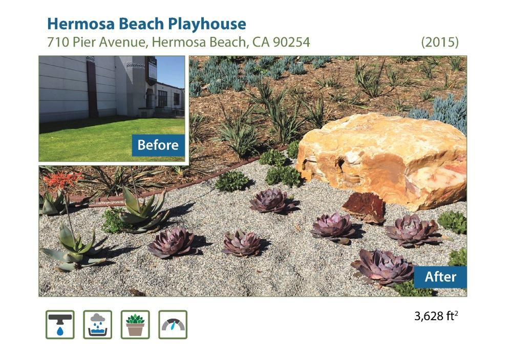 Hermosa beach play house